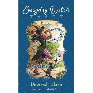 Everyday Witch Tarot - Mini Edition 25