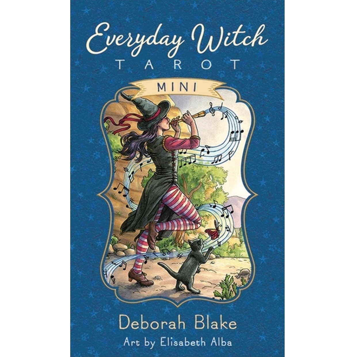 Everyday Witch Tarot - Mini Edition 24