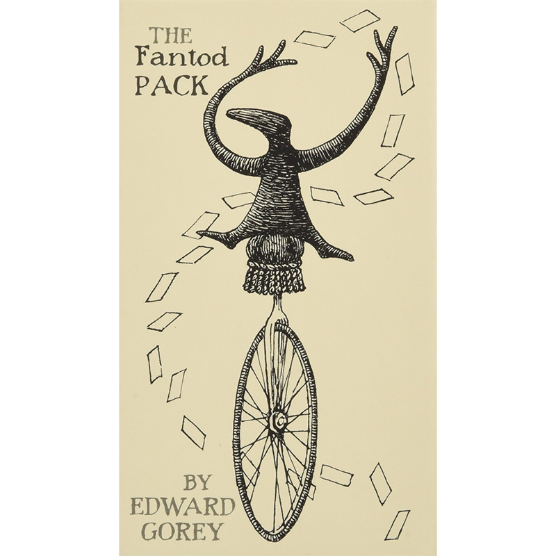Fantod Pack by Edward Gorey 25