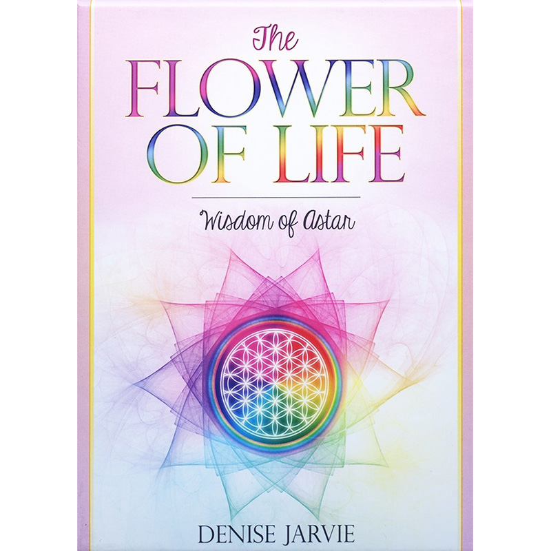 Flower of Life Cards 21