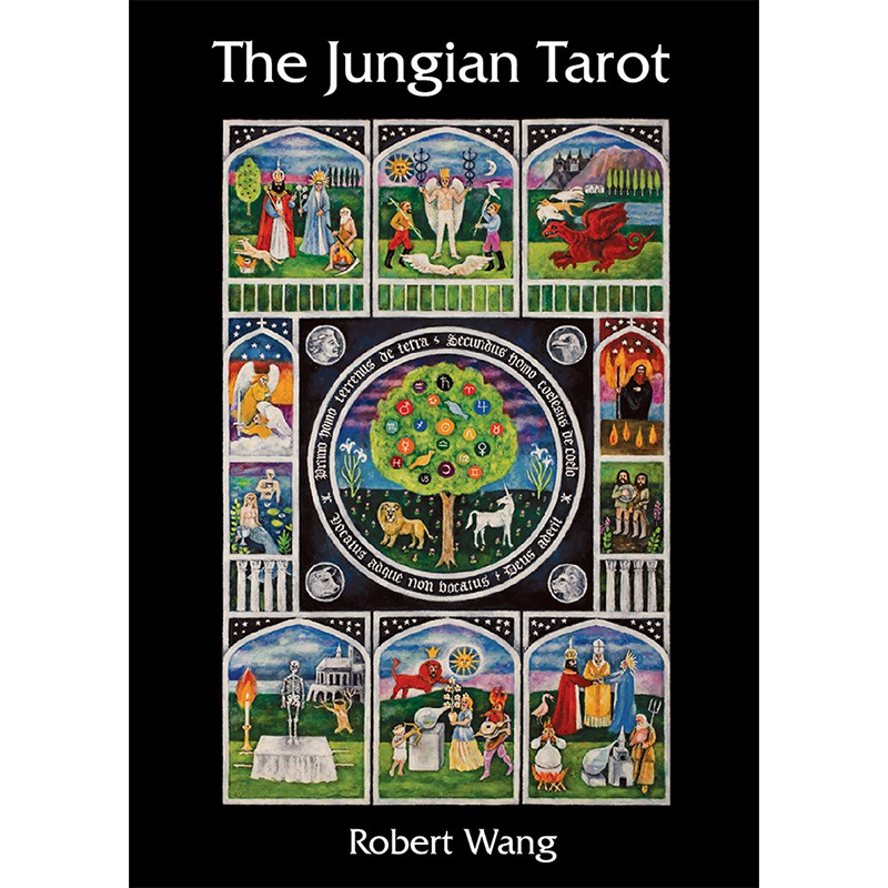 Jungian Tarot 9