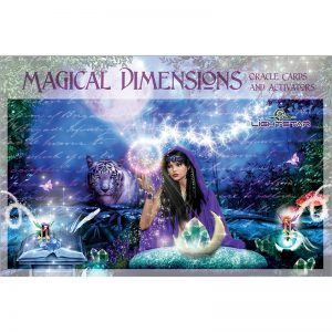Magical Dimensions Oracle Cards and Activators 16