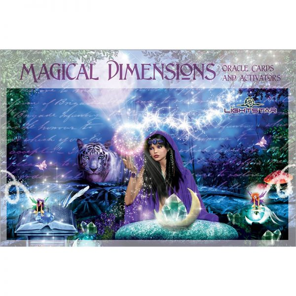 Magical Dimensions Oracle Cards and Activators 1