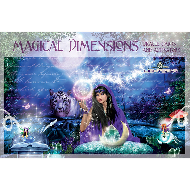 Magical Dimensions Oracle Cards and Activators 17
