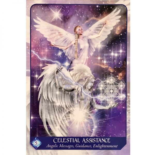 Magical Dimensions Oracle Cards and Activators 2