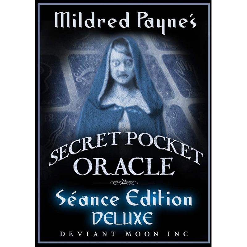 Mildred Payne's Secret Pocket Oracle – Séance Edition 16