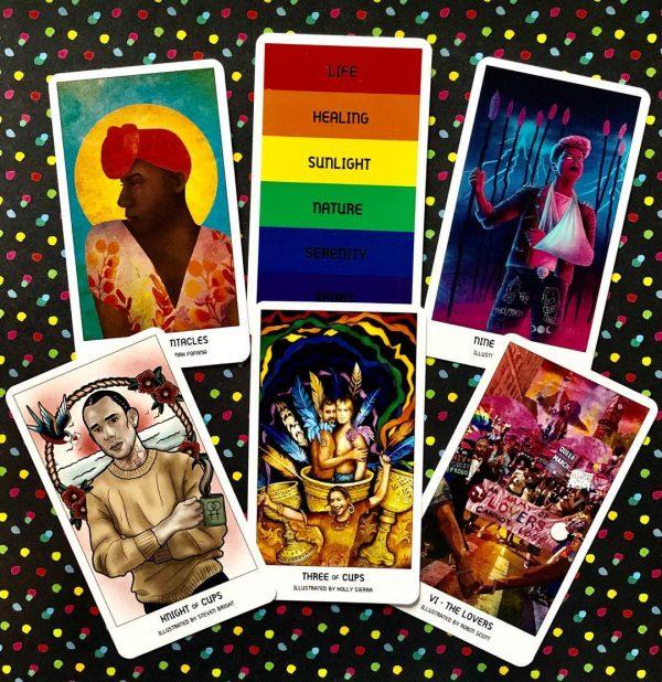 Pride Tarot 13