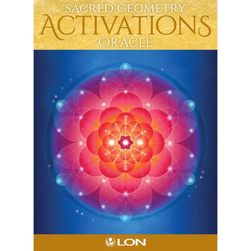 Sacred Geometry Activations Oracle 15