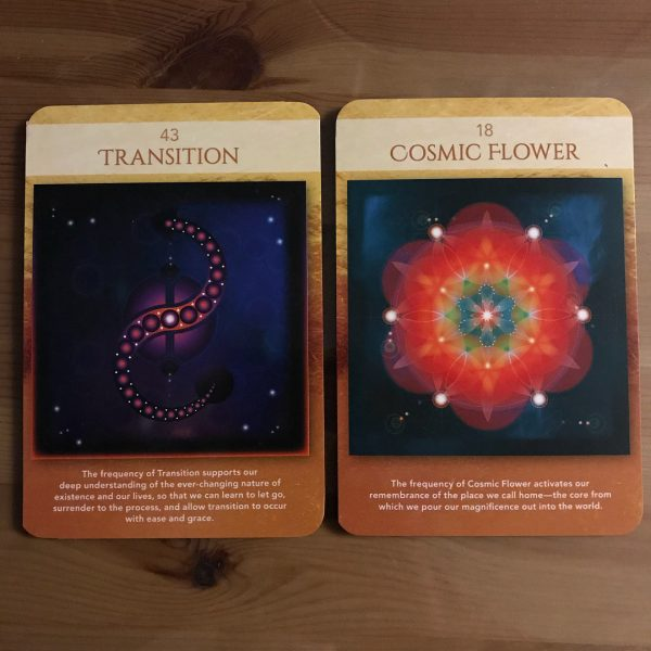 Sacred Geometry Activations Oracle 11