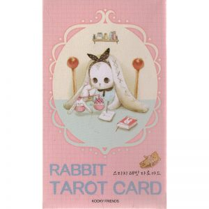 Stitch Rabbit Tarot 26