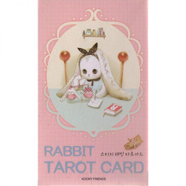 Stitch Rabbit Tarot 1