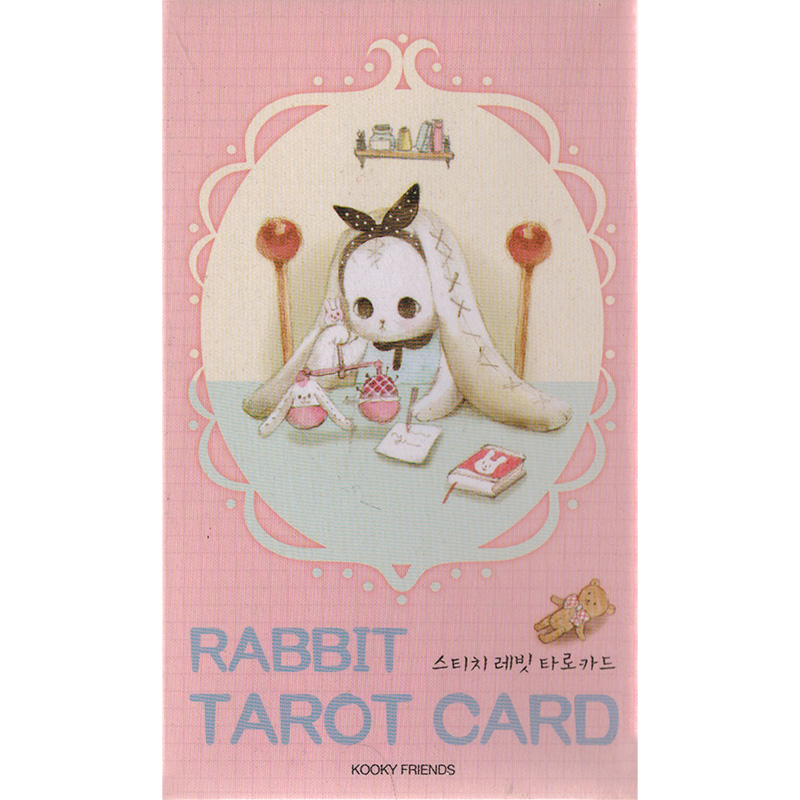 Stitch Rabbit Tarot 9
