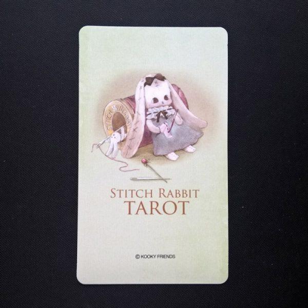 Stitch Rabbit Tarot 3