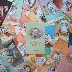 Stitch Rabbit Tarot 8