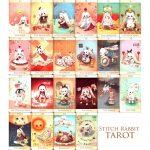 Stitch Rabbit Tarot 9
