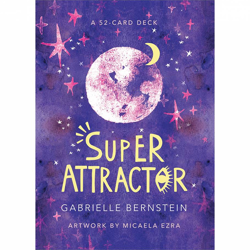 Super Attractor Cards 25