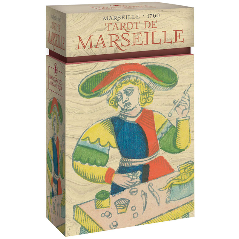 Tarot de Marseille 1760: Anima Antiqua (Limited Edition) 25