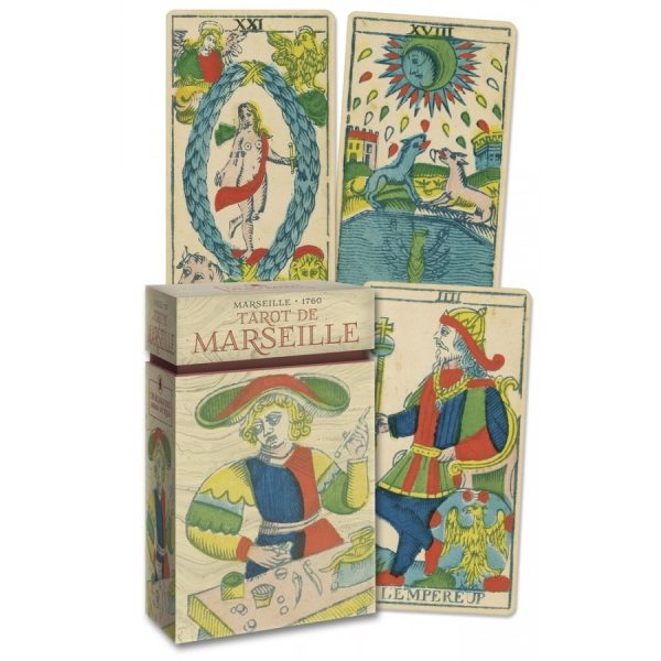 Tarot de Marseille 1760 5