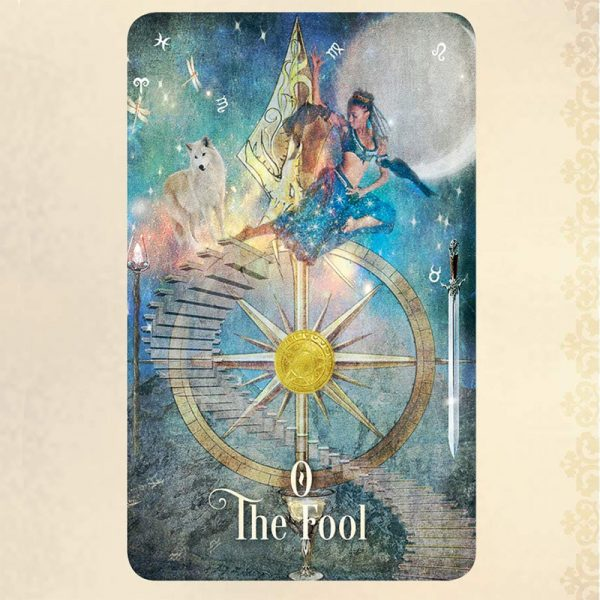 Tarot of Enchanted Dreams 2