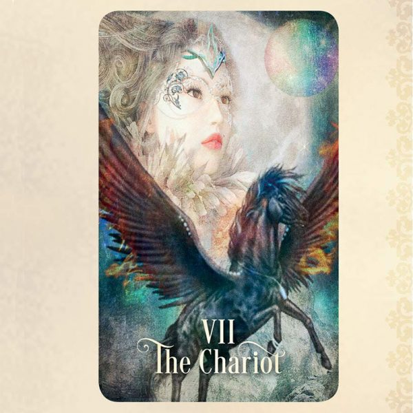 Tarot of Enchanted Dreams 4