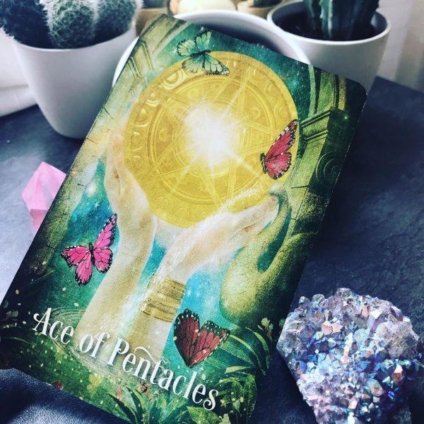 Tarot of Enchanted Dreams 6