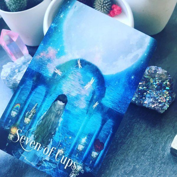 Tarot of Enchanted Dreams 7