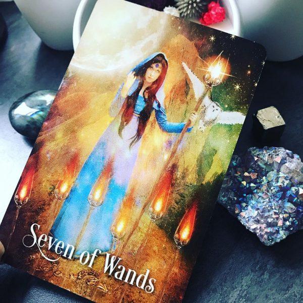 Tarot of Enchanted Dreams 8