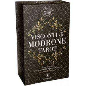 Visconti di Modrone Tarot 22