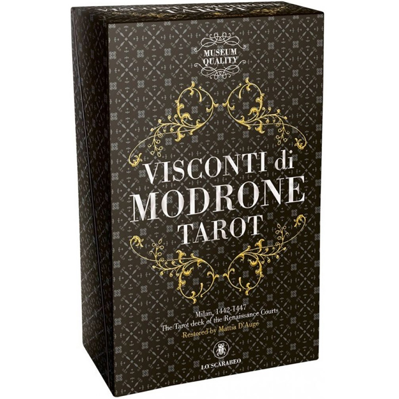 Visconti di Modrone Tarot 13