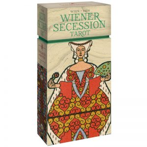 Wiener Secession Tarot 22