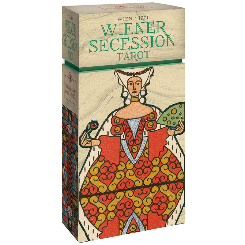 Wiener Secession Tarot 12