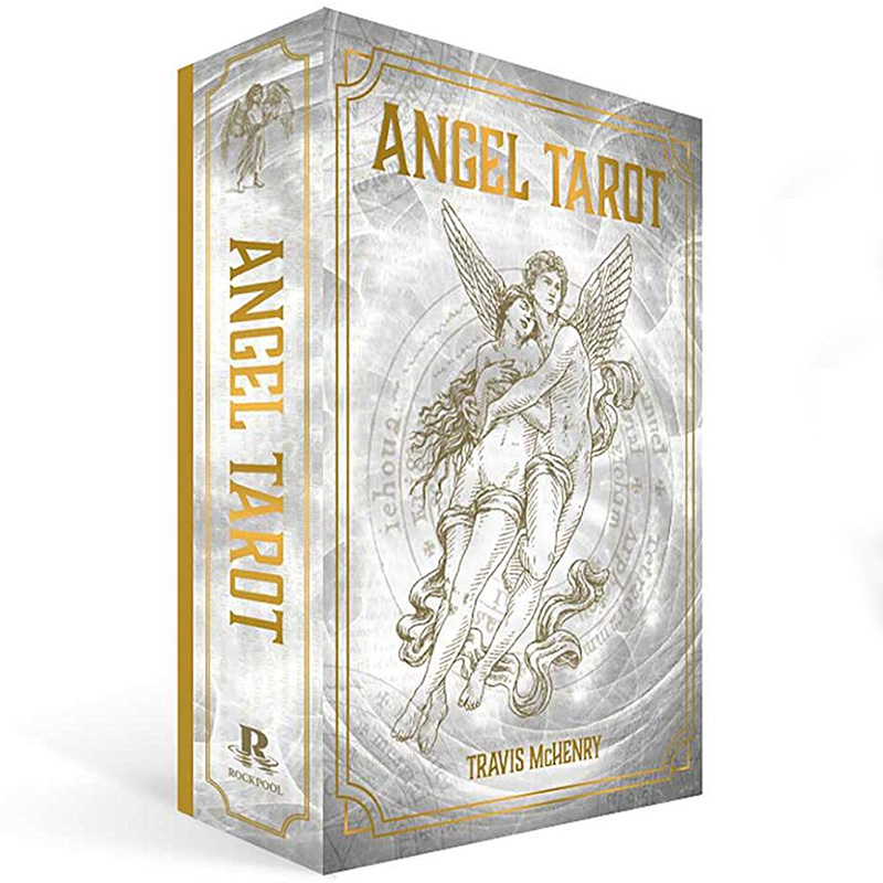 Angel Tarot by Travis McHenry 9
