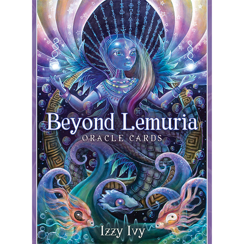 Beyond Lemuria Oracle Cards 3