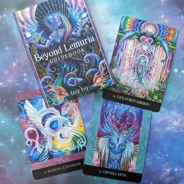 Beyond Lemuria Oracle Cards 11