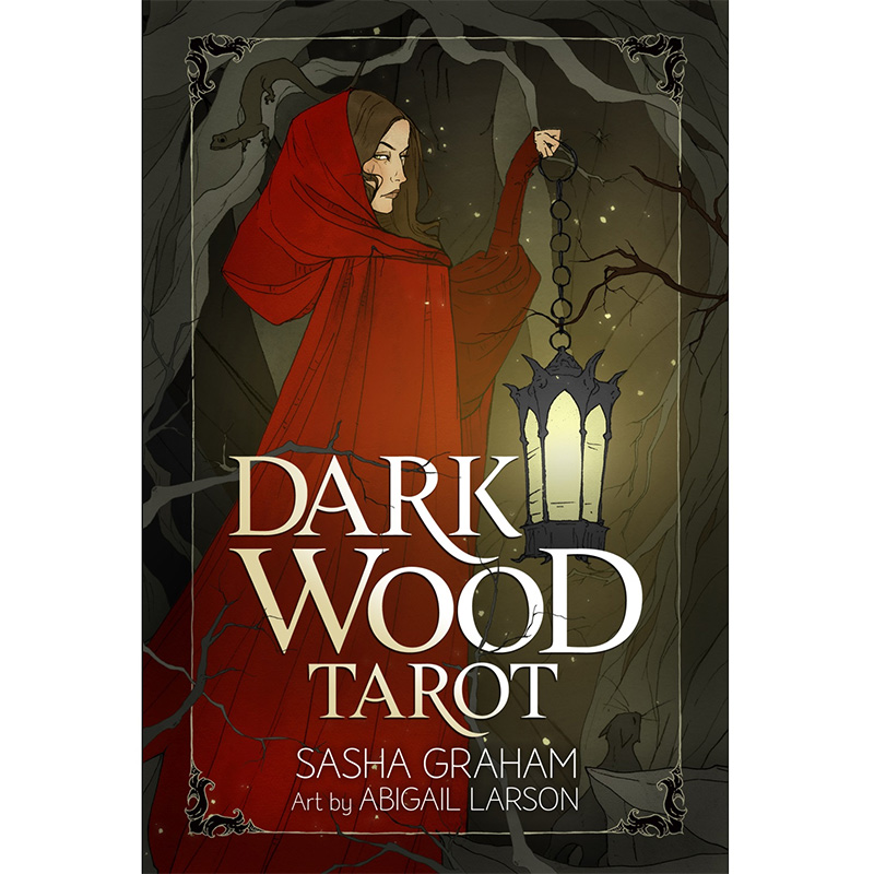 Dark Wood Tarot 5