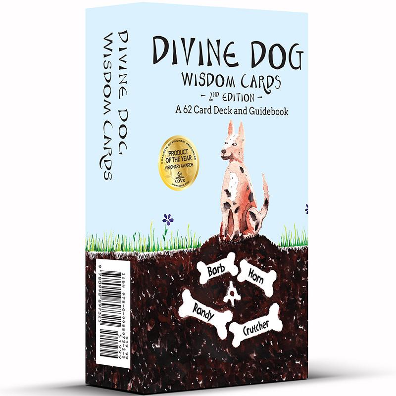 Divine Dog Wisdom Cards 1