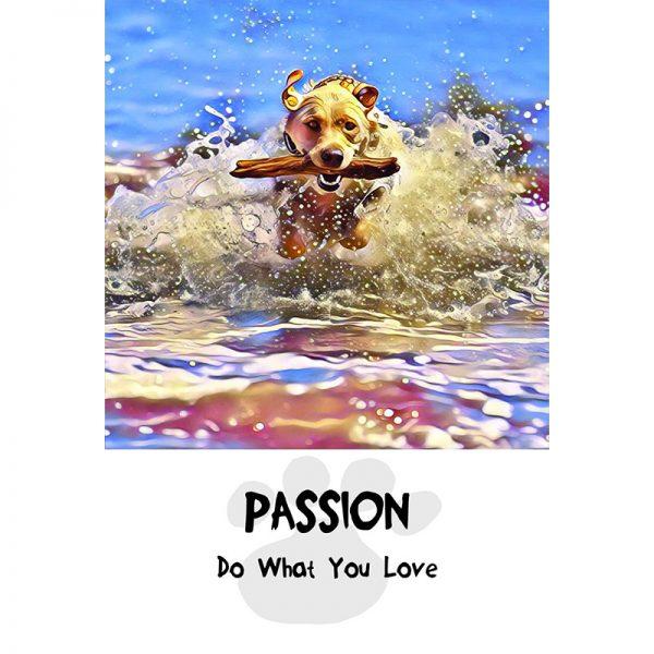 Divine Dog Wisdom Cards 4