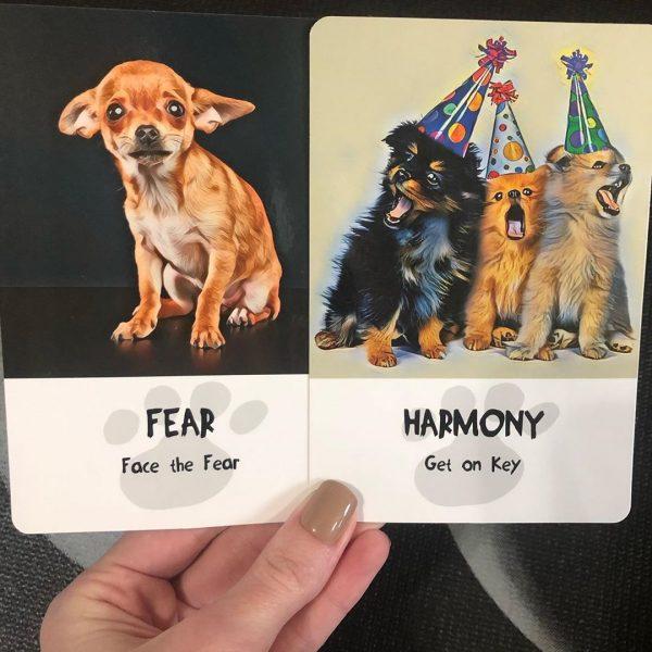 Divine Dog Wisdom Cards 7