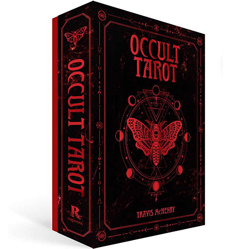 Occult Tarot 12