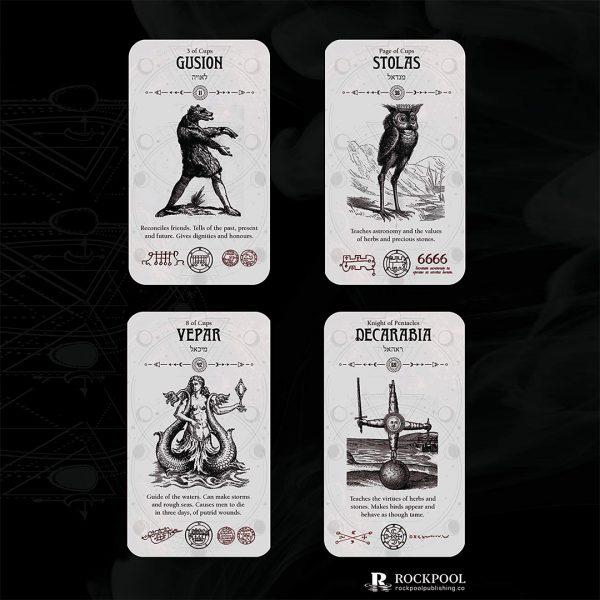 Occult Tarot 3
