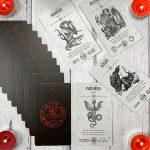 Occult Tarot 8