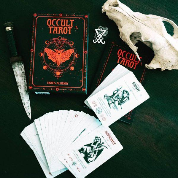 Occult Tarot 9
