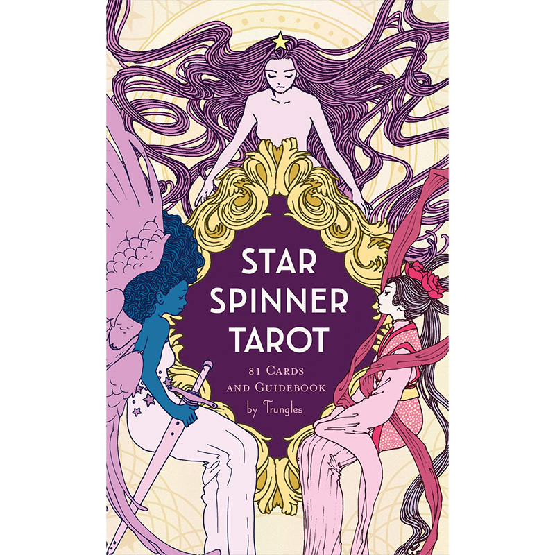 Star Spinner Tarot 17