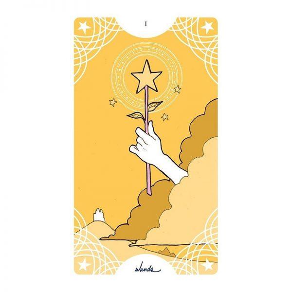 Star Spinner Tarot 9