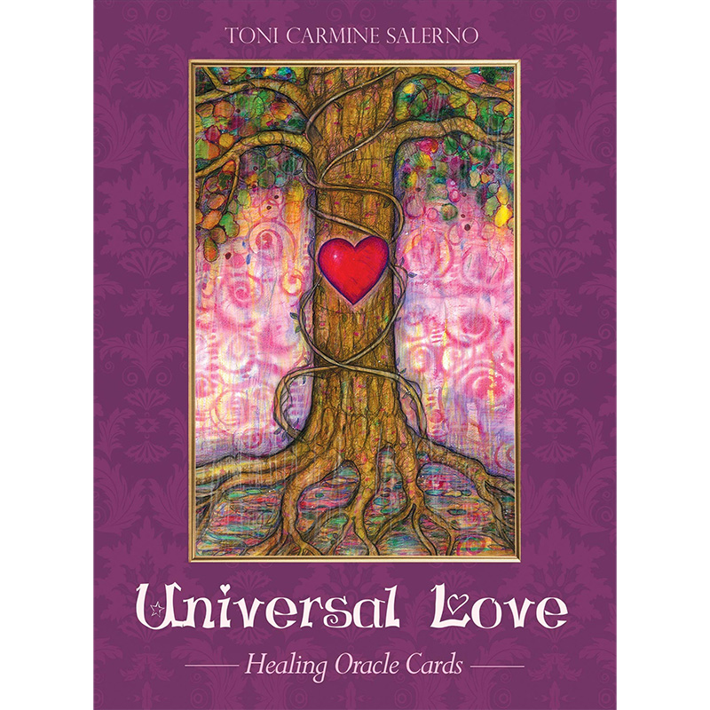 Universal Love Healing Oracle 5