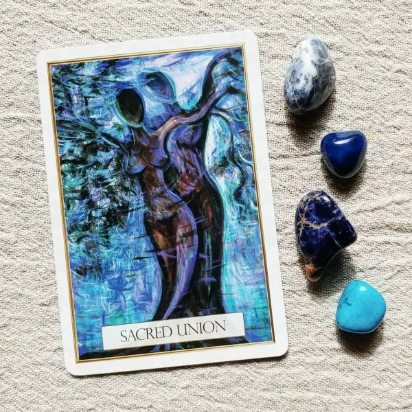 Universal Love Healing Oracle 6