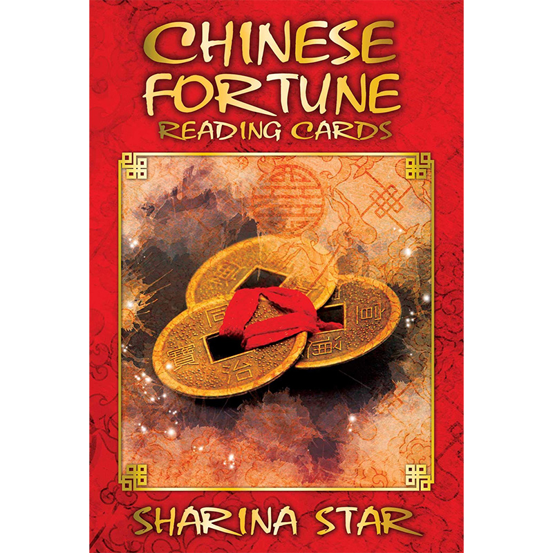 Chinese Fortune Reading Cards 16