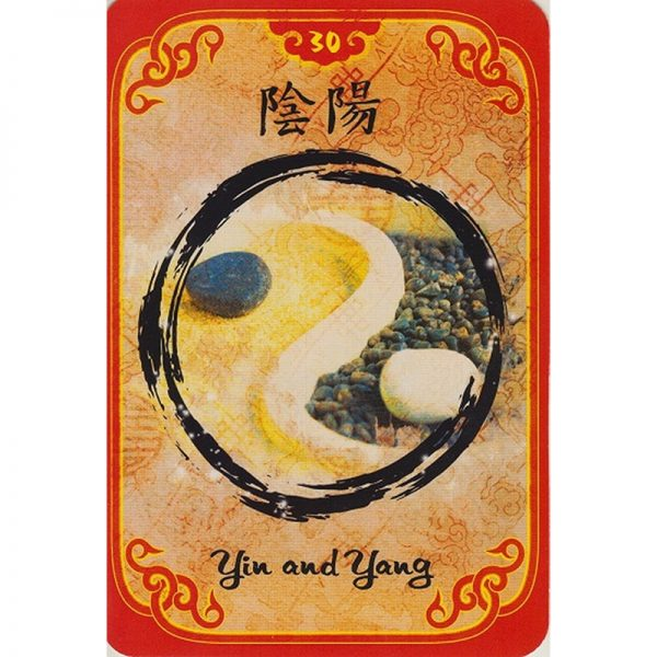 Chinese Fortune Reading Cards 4