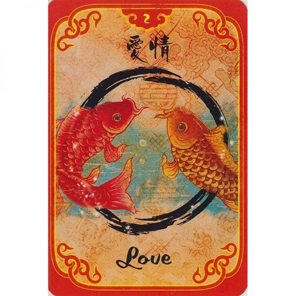 Chinese Fortune Reading Cards 5