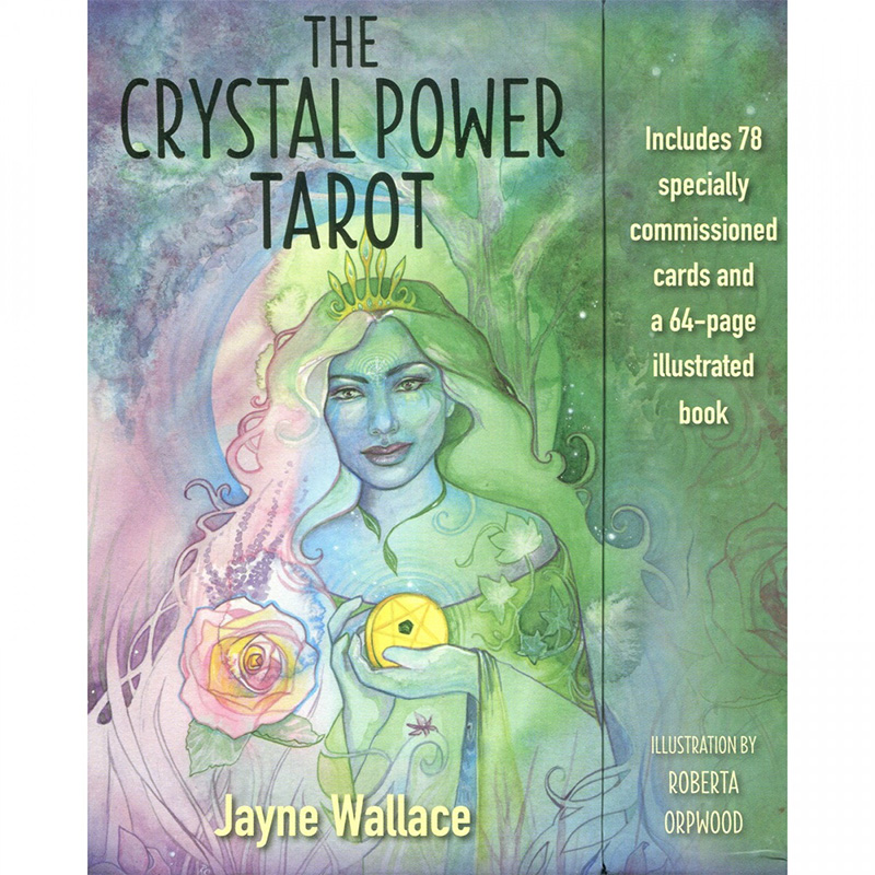 Crystal Power Tarot 17